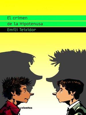 cover image of El crimen de la Hipotenusa
