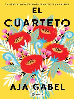 cover image of El cuarteto