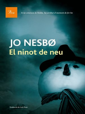 cover image of El ninot de neu