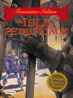 cover image of La isla petrificada