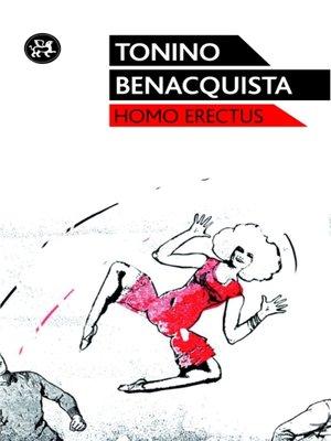 cover image of Homo erectus