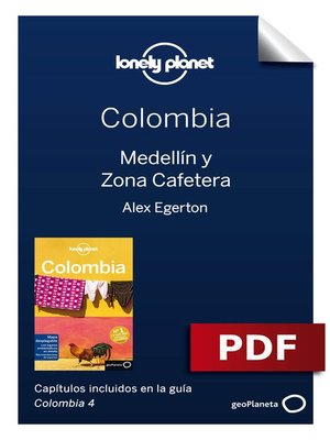 cover image of Colombia 4_6. Medellín y Zona Cafetera