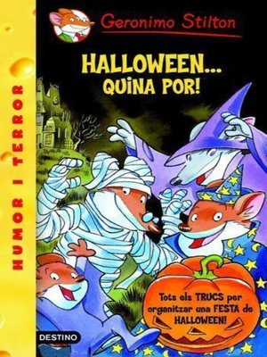 cover image of Halloween... quina por!