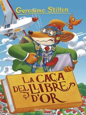 cover image of La caça del Llibre d'Or