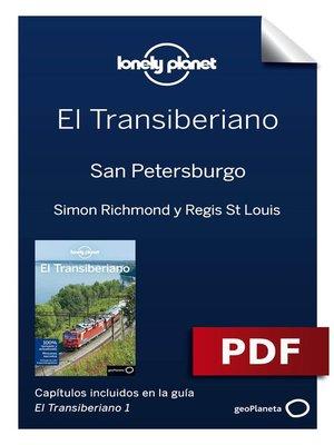 cover image of Transiberiano 1_3. San Petersburgo