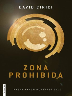 cover image of Zona prohibida