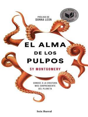 cover image of El alma de los pulpos