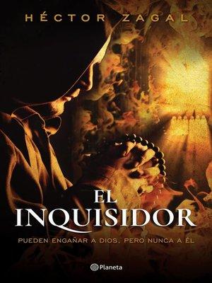 cover image of El inquisidor