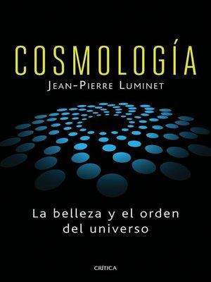 cover image of Cosmología