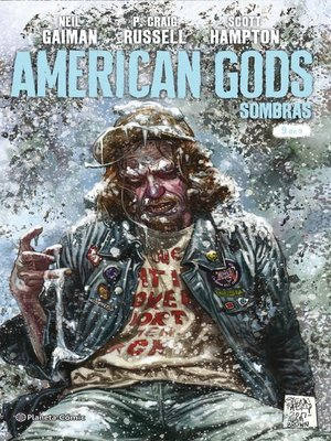 cover image of American Gods Sombras nº 09/09