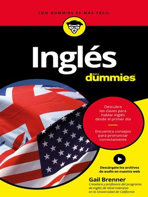 cover image of Inglés para Dummies