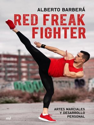 cover image of Red Freak Fighter