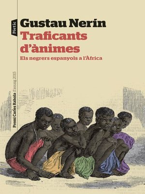 cover image of Traficants d'ànimes