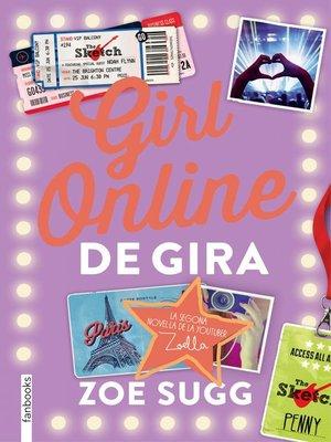 cover image of Girl online. De gira