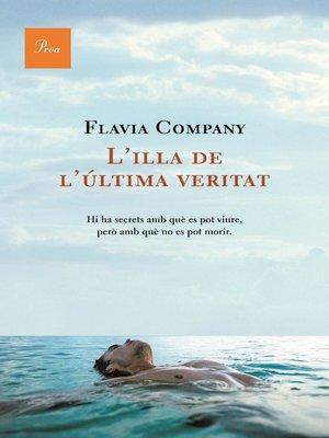 cover image of L'illa de l'última veritat