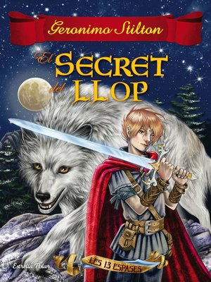 cover image of El secret del llop