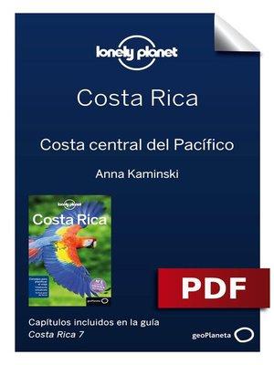 cover image of Costa Rica 7. Costa central del Pacífico