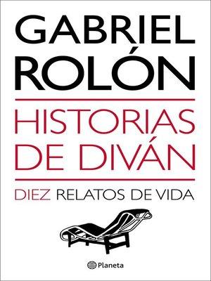 cover image of Historias de diván. 10 años. 10 historias