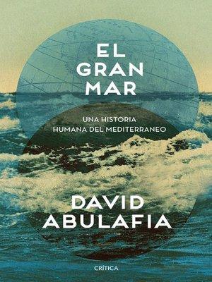 cover image of El gran mar