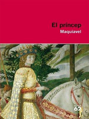 cover image of El príncep