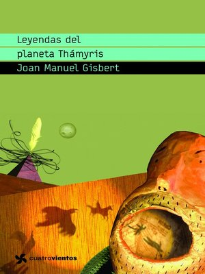 cover image of Leyendas del planeta Thámyris