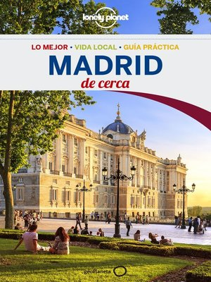 cover image of Madrid De cerca 4