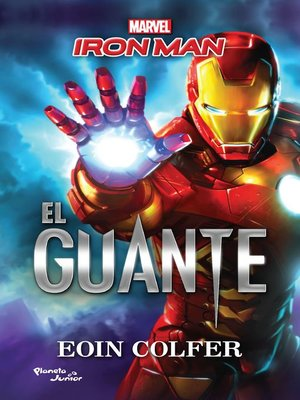cover image of Iron Man. El guante