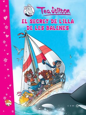 cover image of El secret de l'Illa de les Balenes