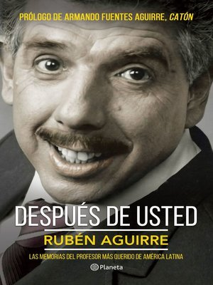 cover image of Después de usted