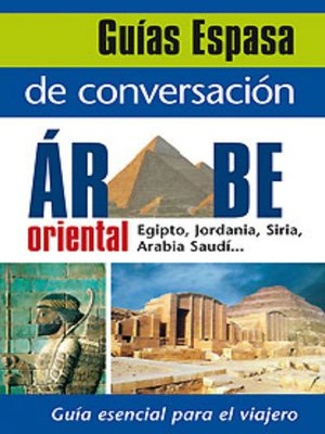 cover image of Guía de conversación árabe oriental