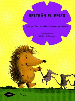 cover image of Beltrán el erizo