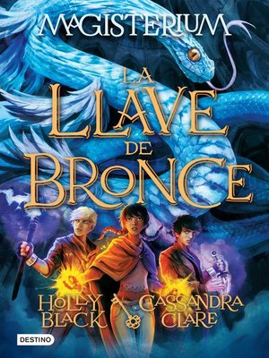 cover image of Magisterium 3. La llave de bronce (Edición mexicana)