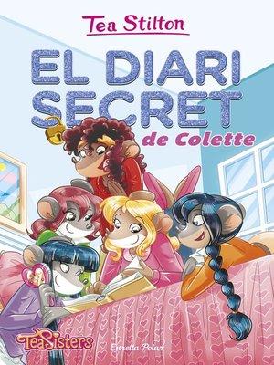 cover image of El diari secret de Colette