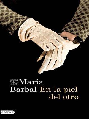 cover image of En la piel del otro