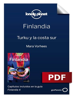 cover image of Finlandia 4_3. Turku y la costa sur