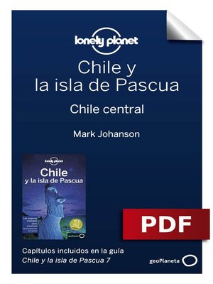 cover image of Chile y la isla de Pascua 7_3. Chile central