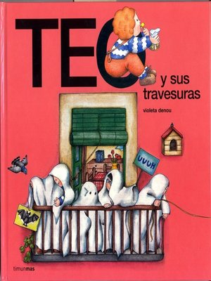 cover image of Teo hace travesuras