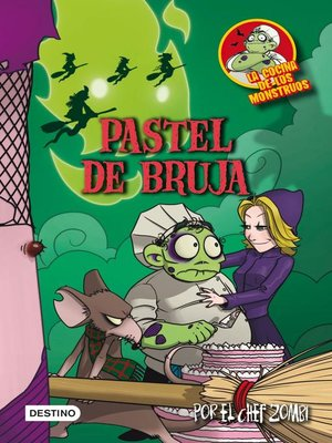 cover image of Pastel de bruja