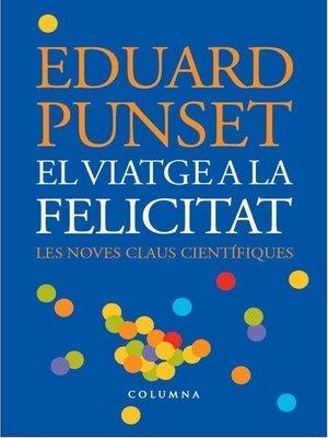cover image of El viatge a la felicitat