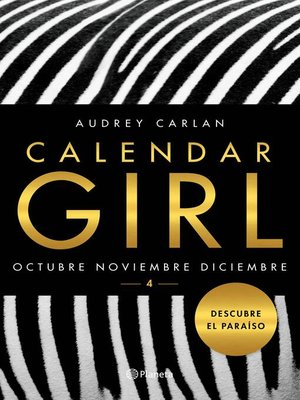 cover image of Calendar Girl 4