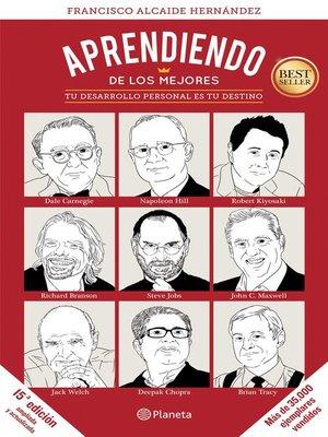 cover image of Aprendiendo de los mejores