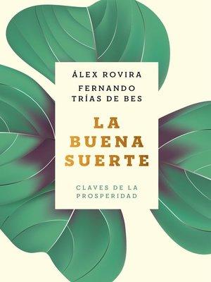 cover image of La buena suerte