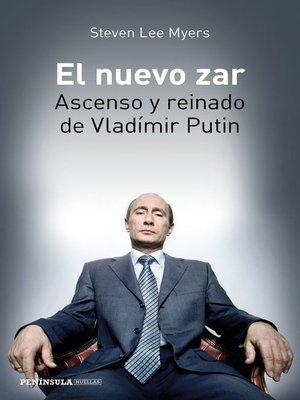 cover image of El nuevo zar