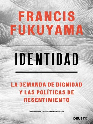 cover image of Identidad