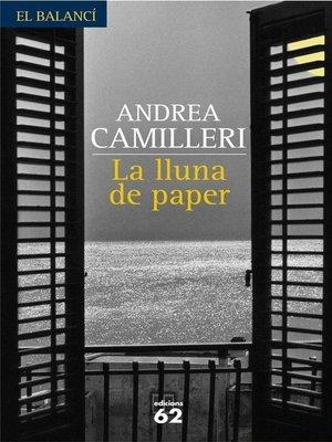 cover image of La lluna de paper
