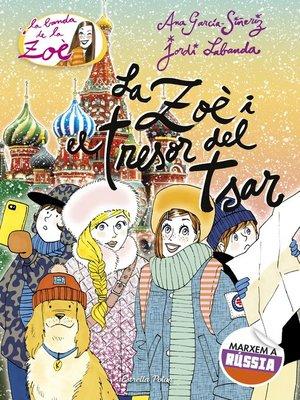 cover image of La Zoè i el tresor del tsar