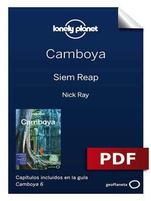 cover image of Camboya 6_3. Siem Reap