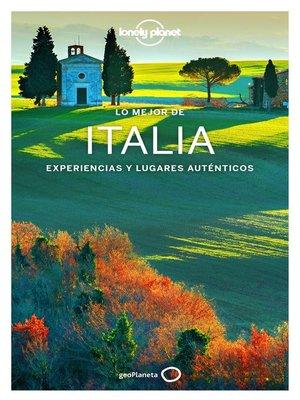 cover image of Lo mejor de Italia 5