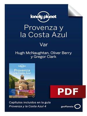cover image of Provenza y la Costa Azul 4_4. Var