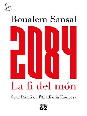 cover image of 2084 La fi del món